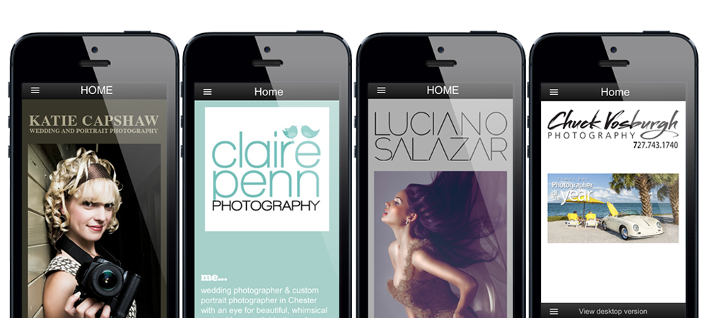 Responsive Website Templates - Create a Mobile Friendly Online ...
